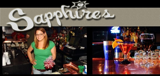 Sapphires Restaurant & Bar