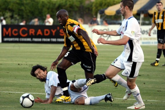Charleston Battery Soccer